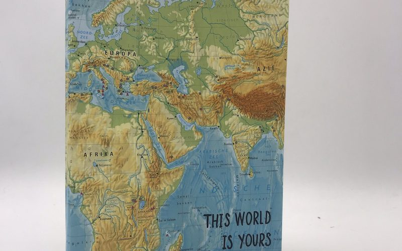 Notitieboek 'This World Is Yours'